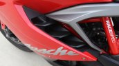 TVS Apache RR 310 first ride review gill shaped vents