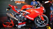 TVS Apache RR 310 side view