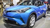 Toyota C-HR at Thai Motor Expo 2017 front three quarters