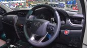 Toyota Fortuner TRD Sportivo dashboard at 2017 Thai Motor Expo