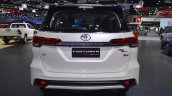 Toyota Fortuner TRD Sportivo rear at 2017 Thai Motor Expo
