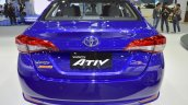 Toyota Yaris Ativ S rear at 2017 Thai Motor Expo