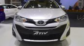 Toyota Yaris Ativ front at 2017 Thai Motor Expo