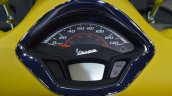 Vespa GTS Super 300 ABS Sport Edition instrument cluster at 2017 Thai Motor Expo
