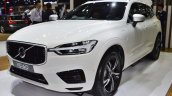 Volvo XC60 T8 R-Design at Thai Motor Expo 2017 front angle