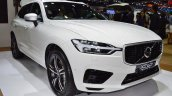 Volvo XC60 T8 R-Design at Thai Motor Expo 2017 front three quarters