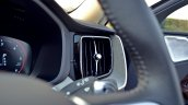 Volvo XC60 test drive review aircon vent