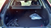Volvo XC60 test drive review boot