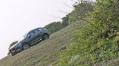 Volvo XC60 test drive review front angle