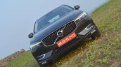 Volvo XC60 test drive review front