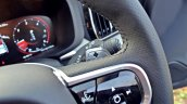 Volvo XC60 test drive review paddle shifter