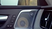 Volvo XC60 test drive review speaker