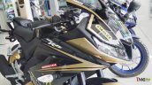 Yamaha R15 v3.0 Custom Black and Gold headlamps
