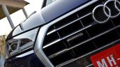 2018 Audi Q5 test drive review Quattro badge