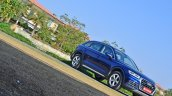 2018 Audi Q5 test drive review front three quarters far