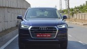 2018 Audi Q5 test drive review front