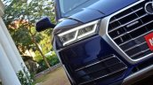 2018 Audi Q5 test drive review headlamps