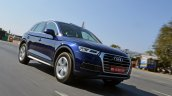 2018 Audi Q5 test drive review motion