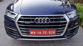2018 Audi Q5 test drive review nose