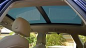 2018 Audi Q5 test drive review panoramic sunroof