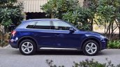 2018 Audi Q5 test drive review side view