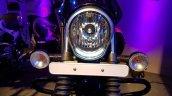 2018 Bajaj Avenger 220 Street unveiled headlight
