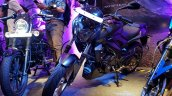 2018 Bajaj Dominar 400 unveiled back front left quarter