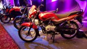 2018 Bajaj Platina ComforTec showcased left side