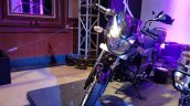 2018 Bajaj Pulsar 150 Black Pack Edition showcased front