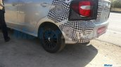 2018 Ford Aspire (facelift) alloy wheel spy shot