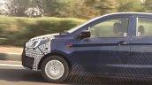 2018 Ford Figo (facelift) exterior spy shot