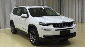 2018 Jeep Grand Commander front three quarters