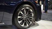 2018 Lexus LS500h alloys