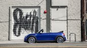 2018 MINI Convertible (facelift) profile