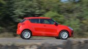 2018 Maruti Swift test drive review side motion