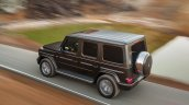 2018 Mercedes G-Class rear three quarters leaked image