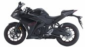 2018 Yamaha YZF-R25 Black press left side