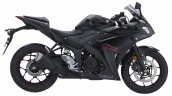 2018 Yamaha YZF-R25 Black press right side