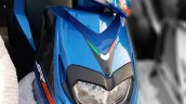 Aprilia SR 125 Blue spied by IAB Reader