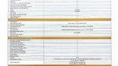 Datsun Cross brochure specifications leaked image