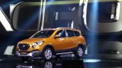 Datsun Cross live images front three quarters