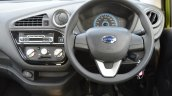 Datsun redi-GO 1.0 MT Lime dashboard driver side