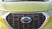 Datsun redi-GO 1.0 MT Lime radiator grille