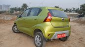 Datsun redi-GO 1.0 MT Lime rear three quarters left side