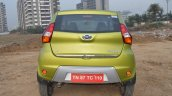 Datsun redi-GO 1.0 MT Lime rear