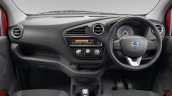 Datsun redi-GO AMT interior dashboard