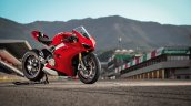 Ducati Panigale V4 S press paddock shot