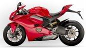 Ducati Panigale V4 press left side