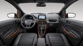 Ford EcoSport Storm interior dashboard
