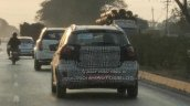 Ford Figo Cross (Ford Figo Freestyle) spy photo